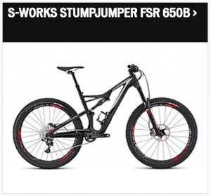S-Works Stumpjumper FSR 650B 2016