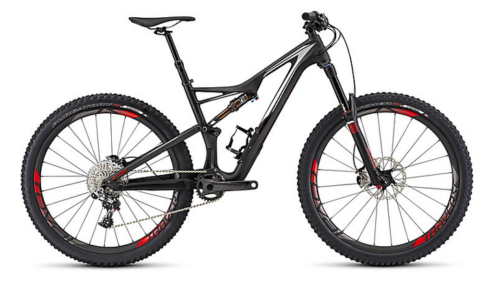Specialized Stumpjumper FSR 2016