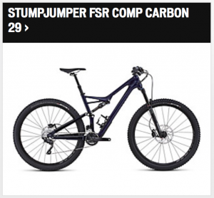 Specialized Stumpjumper FSR Comp Carbon 29 2016