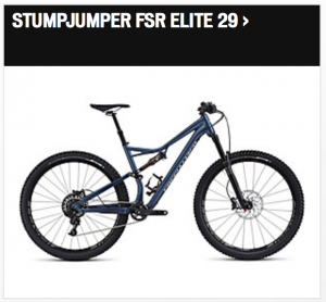 Specialized Stumpjumper FSR Elite 29 2016