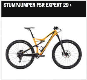 Specialized Stumpjumper FSR Expert 29 2016